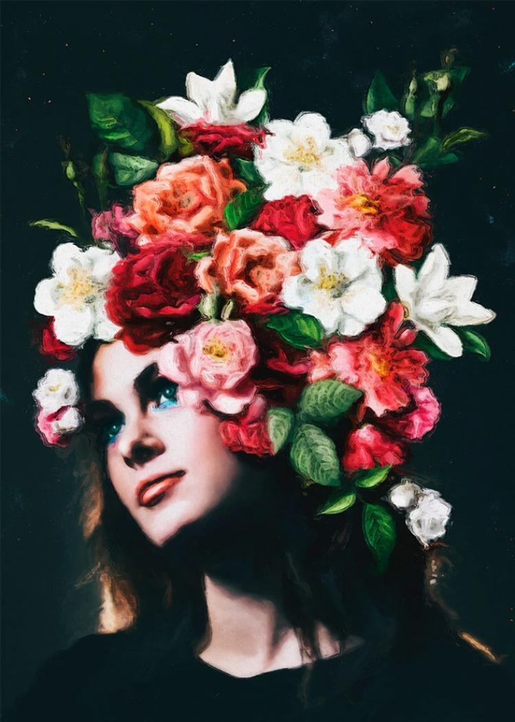 In flores II
